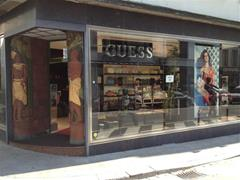 Magasin Guess 1